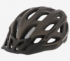 Orbea Fahrradhelm Endurance M1 | Schwarz Medium