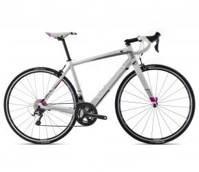 Orbea Rennrad Avant M40 2017 Weiß-Schwarz | 53er Rahmen