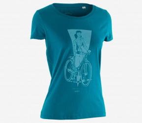 Orbea Frauen Retro Shirt M