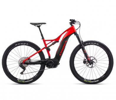 Orbea WILD FS 150 20 29S RED-BLK   2019
