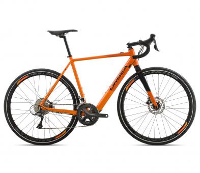 Orbea Gain D50 - 2019 | Orange-Schwarz