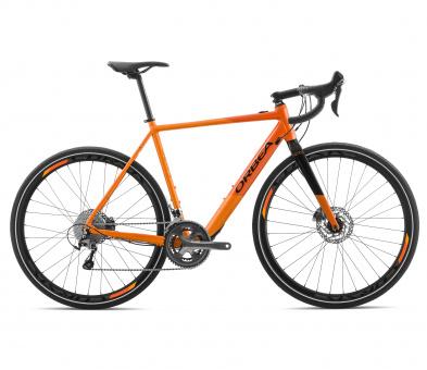 Orbea Gain D40 - 2019 | Orange-Schwarz