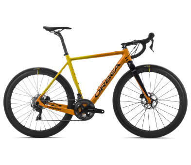 Orbea Gain M10 - 2019 | Orange-Gelb