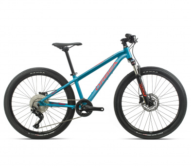 Orbea MX 24 Trail - 2020 | Blue/Red