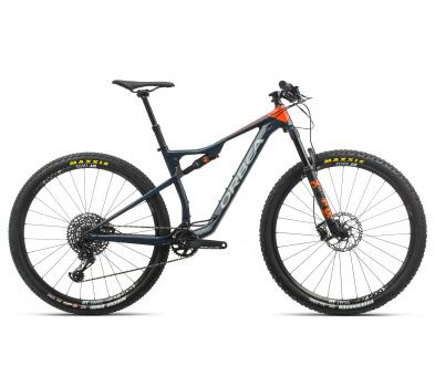 Orbea Oiz 29 H10 - 2020 | Blue/Orange
