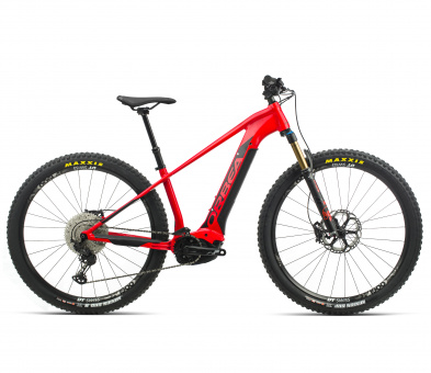 Orbea Wild HT 10 29 - 2020 | Red/Black