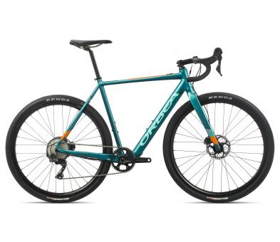 Orbea Gain D31 - 2020 | Turquoise/Orange