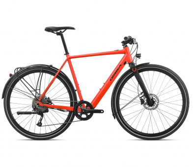 Orbea Gain F35 - 2020 | Red/Black