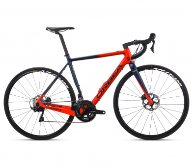 Orbea Gain M30 - 2020 | Red/Blue