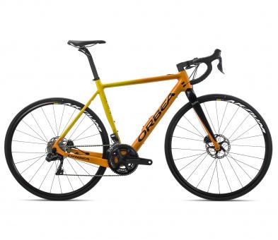 Orbea Gain M20i - 2020 | Orange/Yellow