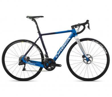 Orbea Gain M20i - 2020 | Blue/White
