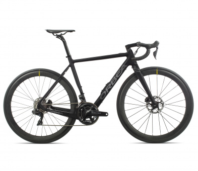Orbea Gain M10i - 2020 | Black/Grey