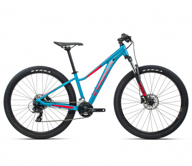 Orbea Kinderfahrrad MX 27 ENT XS DIRT - 2021 | 27 Zoll | Blue-Red
