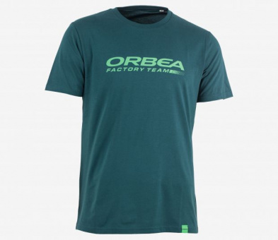 Orbea T-Shirt Factory Team | Minzgrün