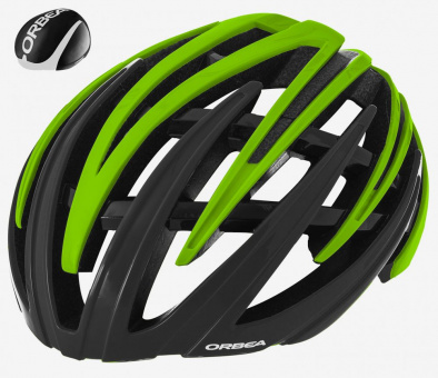 Orbea Fahrradhelm R10   Grün