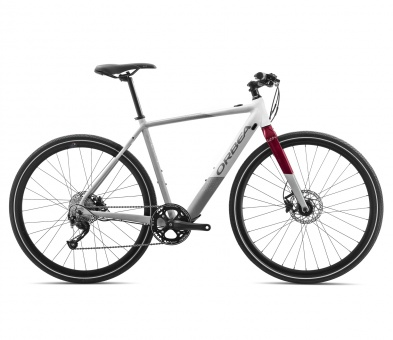Orbea E-Bike Gain F40 Speedbike | Grau-Weiss