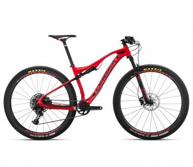 Orbea Mountainbike Oiz XT-Edition 2019 | rot-schwarz
