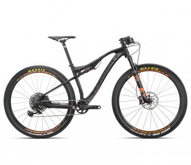 Orbea Mountainbike Oiz M30 2019 | schwarz-orange