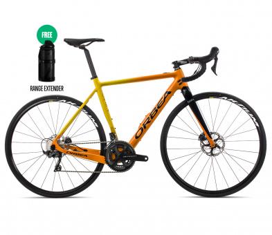 Orbea Gain M20 - 2019   Orange-Gelb