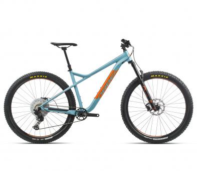 Orbea Laufey H10 - 2020 | Blue/Orange