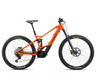 Orbea Wild FS M10 - 2020 | Orange/Black