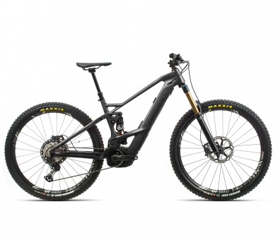 Orbea Wild FS M-Team - 2020 | Anthracite/Black