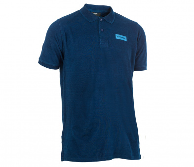 Orbea Männer Performance Polo-Shirt | Blau