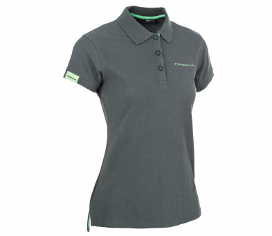 Orbea Frauen Performance Polo-Shirt | Grau