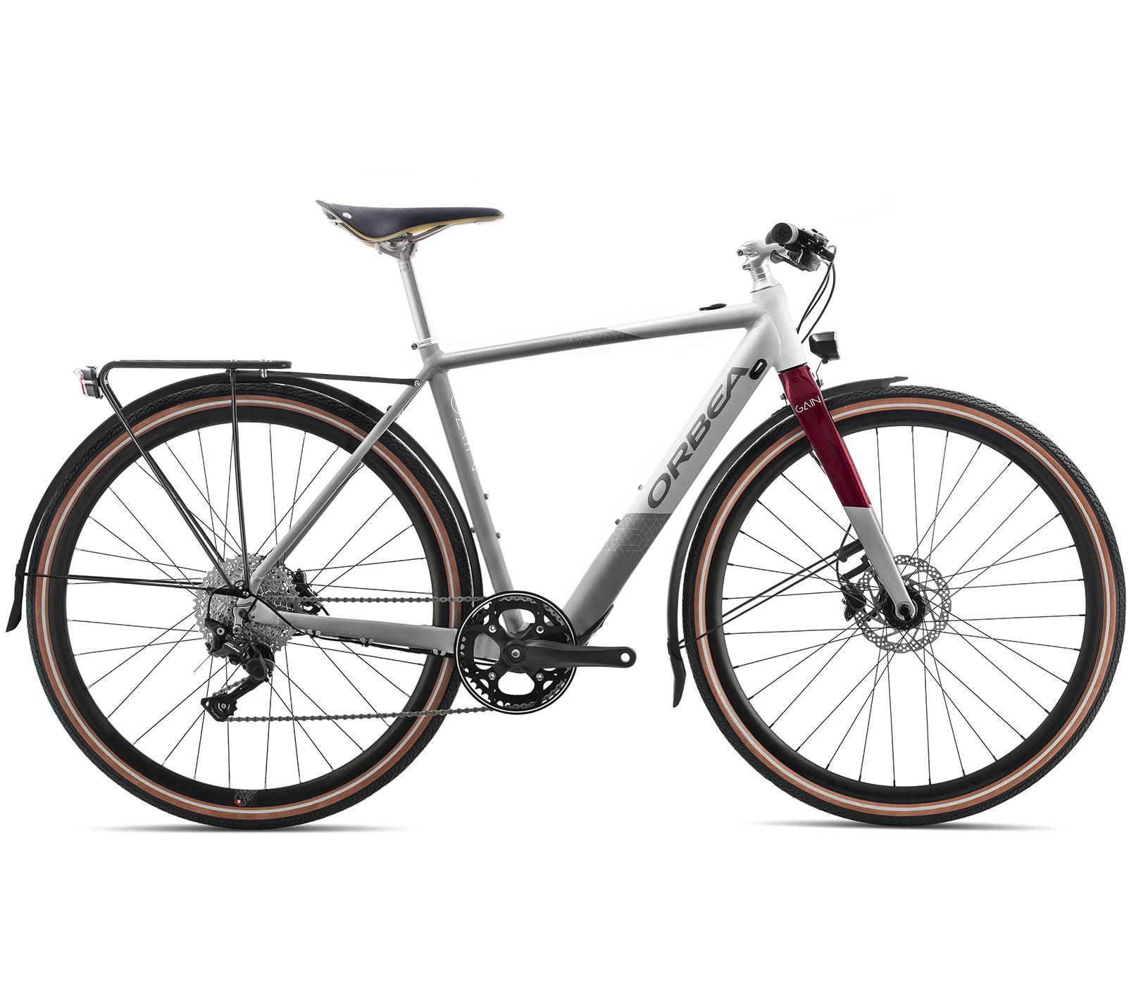 orbea versand orbea e bike gain f10 speedbike grau weiss online kaufen. Black Bedroom Furniture Sets. Home Design Ideas